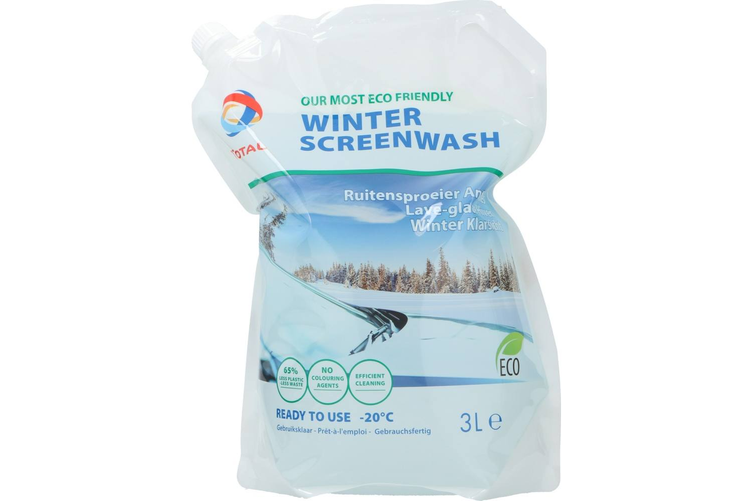 Screenwash, Total, winter, 3l, -20 2