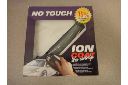 Autowax, No Touch, ion coat wax cartridge 1