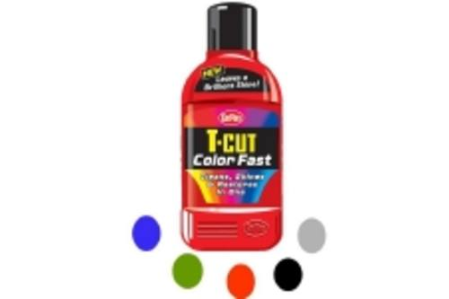 Cire de voiture, CarPlan Colorfast, rouge 1