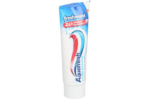 Tandpasta, Aquafresh, fresh mint, 75ml 1