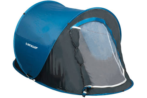 Tent, Dunlop, pop up, 1 persoon 1