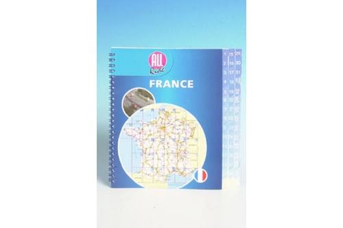 Carte de voiture, AllRide, France 1