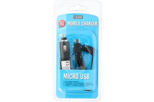 Chargeur, AllRide, micro USB, 12-24V 1