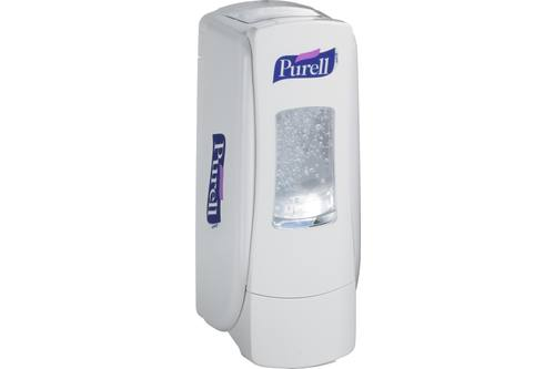 Dispenser, Purell, wit/grijs, adx-7 1