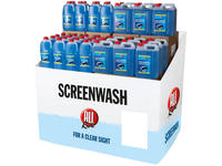 Display, Newco, pallet wrap, screenwash